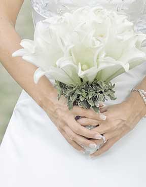 Trouwringen-uniek-bruidsboeket