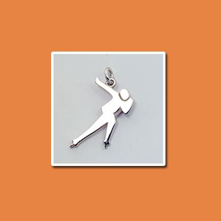 sport-hanger-zilver-schaatsen